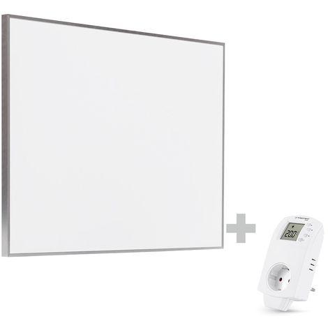 TROTEC Infrarot-Heizplatte / Infrarotheizung TIH 500 S + Steckdosen-Thermostat BN30