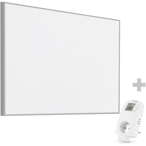 TROTEC Infrarot-Heizplatte / Infrarotheizung TIH 900 S + Steckdosen-Thermostat BN30