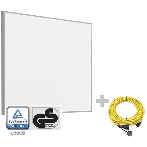 Trotec Infrarot-Heizplatte TIH 300 S + Profi-Verlängerungskabel 20 m / 230 V / 2,5 mm² - Made in Germany