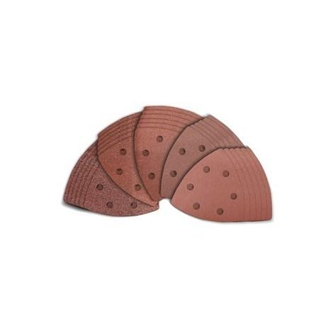 TROTEC Juego de accesorios PMTS 3 Papel de lija triangular
