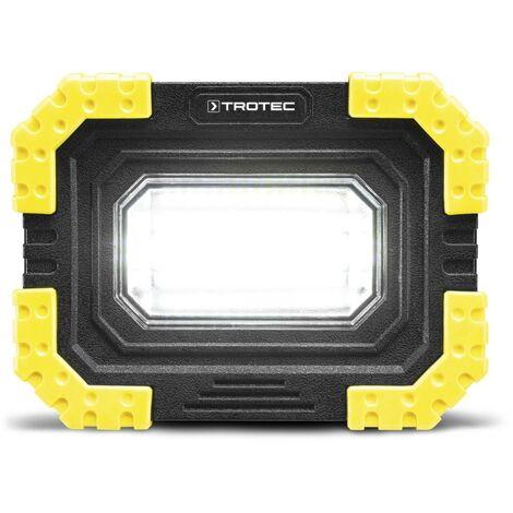 Trotec Lámpara de trabajo LED PWLS 06-10 y batería externa