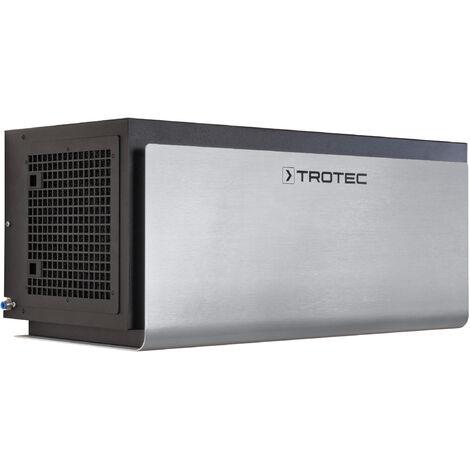 TROTEC Luftentfeuchter DH 15 VPR+ Edelstahl