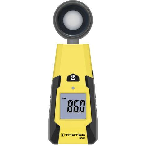 TROTEC Luxómetro BF06