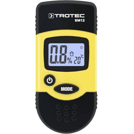 TROTEC Medidor de humedad BM12