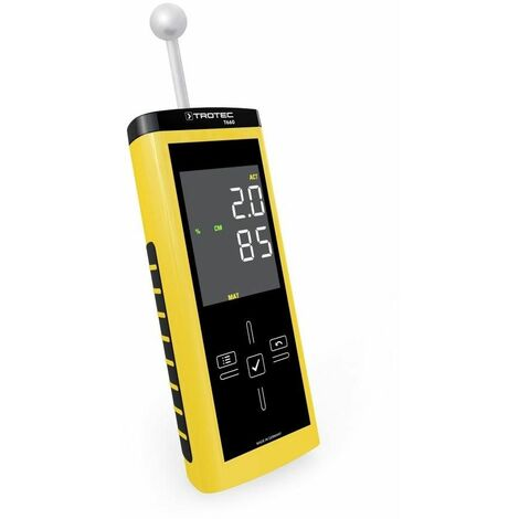 TROTEC Medidor de humedad T660
