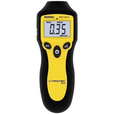 TROTEC Medidor de radiaciones de microondas BR15