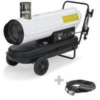 TROTEC Ölheizgebläse IDE 30 + externes Thermostat