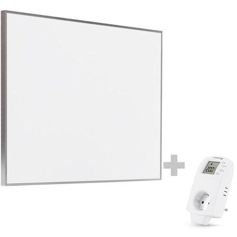 TROTEC Panel calefactor infrarrojo TIH 500 S + Enchufe-Termostato BN30