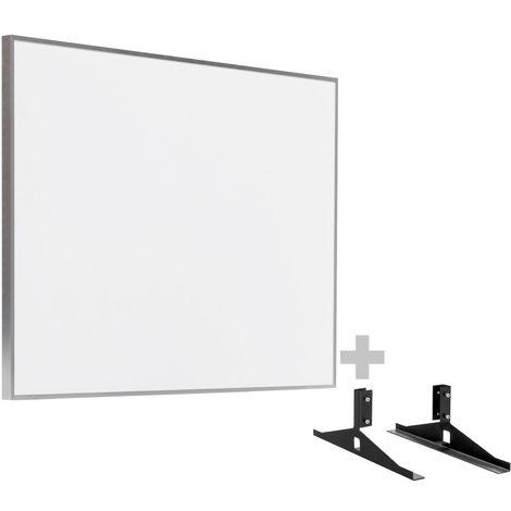 TROTEC Panel calefactor infrarrojo TIH 500 S + Pies de soporte incluidos