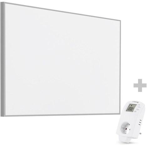 TROTEC Panel calefactor infrarrojo TIH 900 S + Enchufe-Termostato BN30