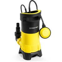 TROTEC Pompa a immersione per acque scure TWP 7025 E