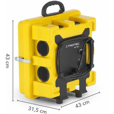 TROTEC Purificador de aire TAC 750 E