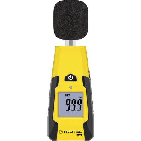 TROTEC Schallpegel-Messgerät BS06