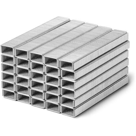 Trotec Set di graffette tipo 53, lunghezza 6 mm (5000 pezzi)