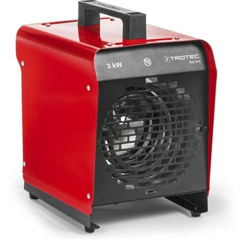 TROTEC Soplador calefactor eléctrico TDS 19 E