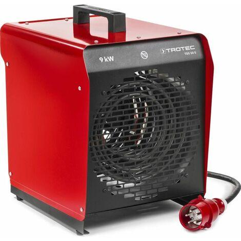Calentador el/éctrico de cer/ámica Trotec TDS 30 M 5 kW
