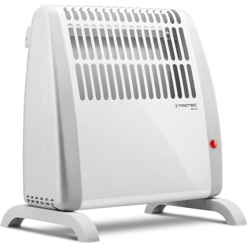 TROTEC Convettore di design TCH 24 E Termoconvettore 2000 W riscaldamento