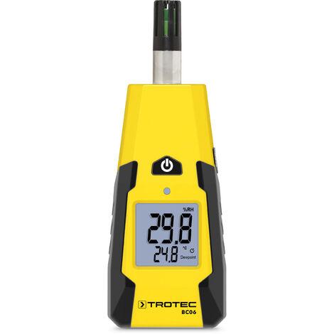 TROTEC Thermohygrometer BC06