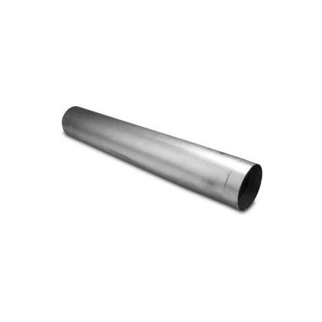 TROTEC Tubo de salida de gases rígido 120 mm / 1 m