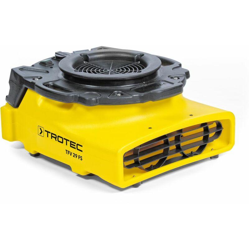 TROTEC Ventilador radial TFV 29 FS