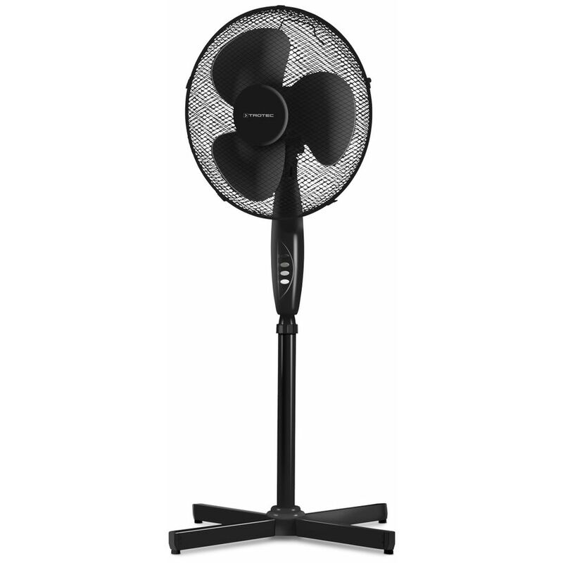 TROTEC Ventilatore a Piantana TVE 18 SColonnaOscillante AriaSilenzioso