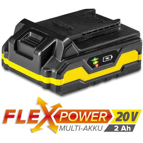 TROTEC Zusatz-Akku Flexpower 20V 2,0 Ah