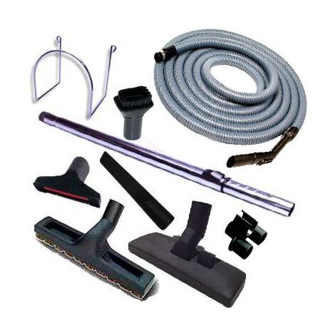 Trousse 8 accessoires + 1 flexible garage 9 ml