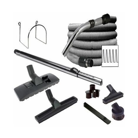 Trousse 8 accessoires + 1 flexible standard 10 m