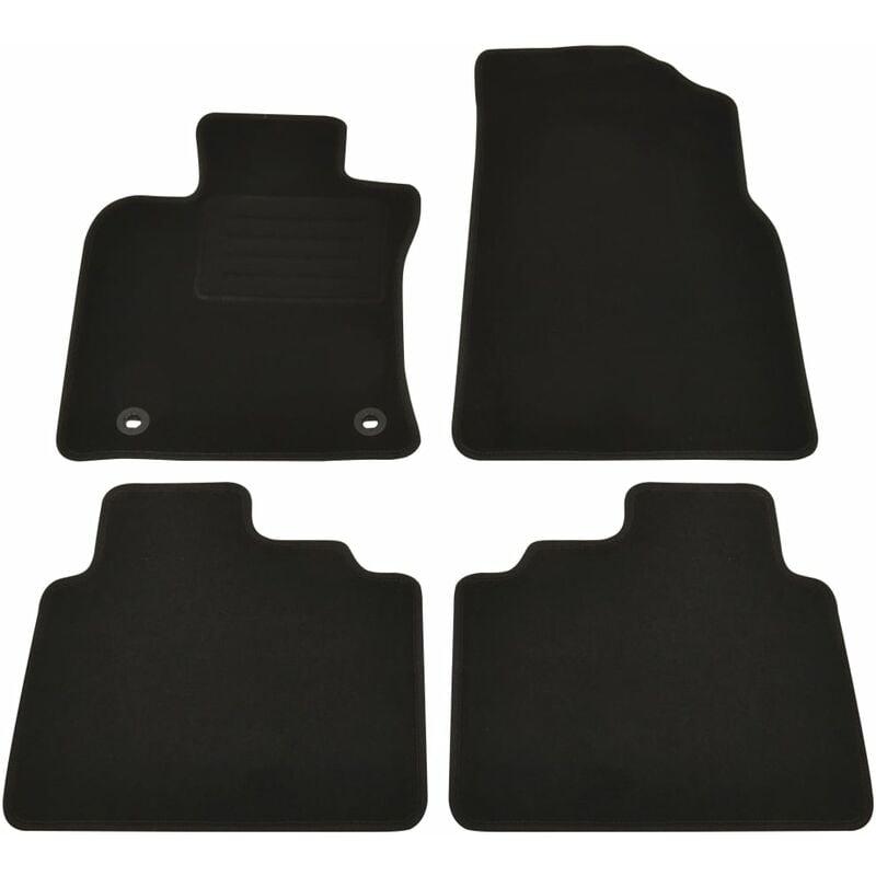 Ensemble de tapis d'auto 4 pcs pour Toyota Camry Hybride