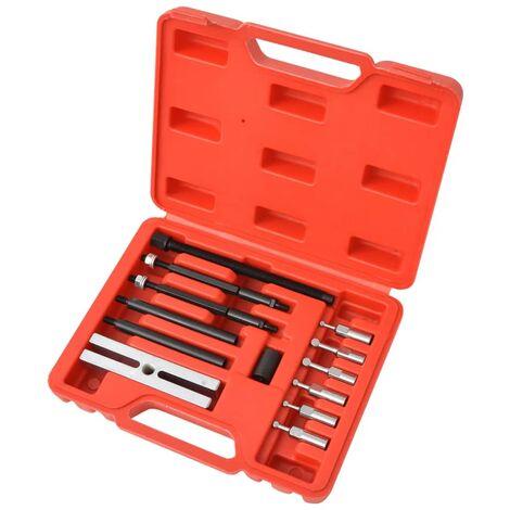 True Deal Kit d'extracteurs de roulements de petit insert 16 pièces