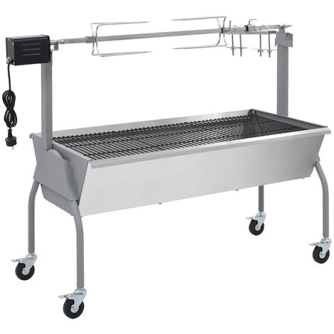 Acier inoxydable Flèche Barbecue + 70 cm seulement 14 mm