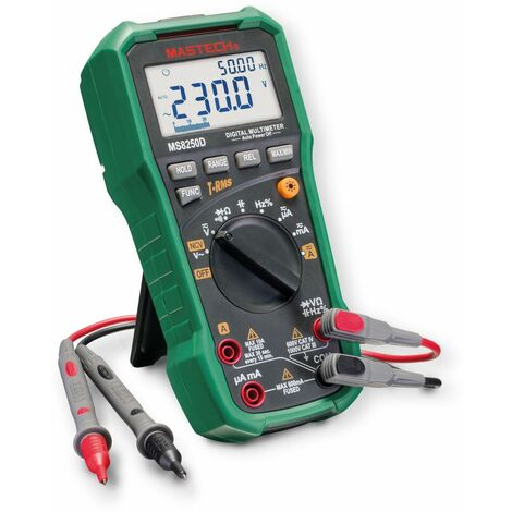 True RMS Digital-Multimeter MASTECH MS8250D