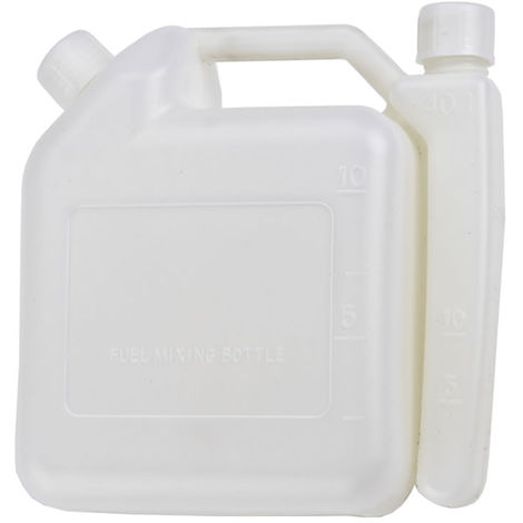 Trueshopping 2 Stroke Aceite Combustible Gasolina Mezcla Botella
