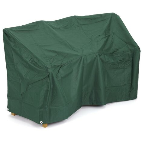 """main image of """"Trueshopping Garden Weather Cover for Curved Companion / Love Seat Bench"""""""