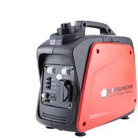 Trueshopping Petrol Digital Inverter Generator 800W 1.3HP 40cc 230v