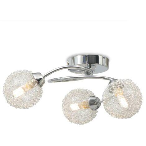 Truman 3-Light 33cm LED Ceiling Spotlight by Mercer41 - White
