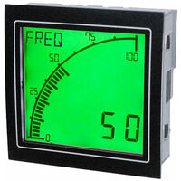 Trumeter APM-FREQ-APO APM Frequency Counter Positive LCD with Outputs