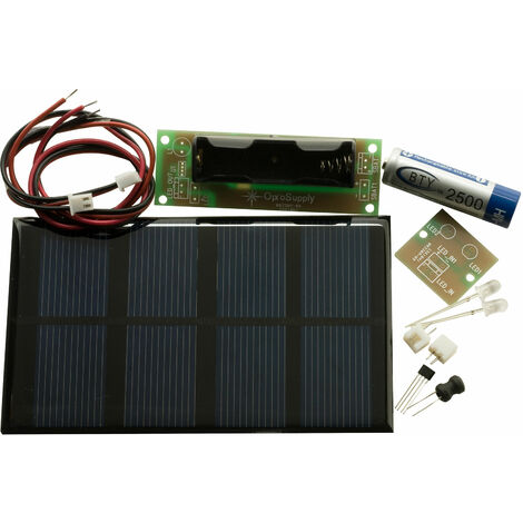 TruOpto OP-SLK001 Solar Light Module Kit (unassembled)