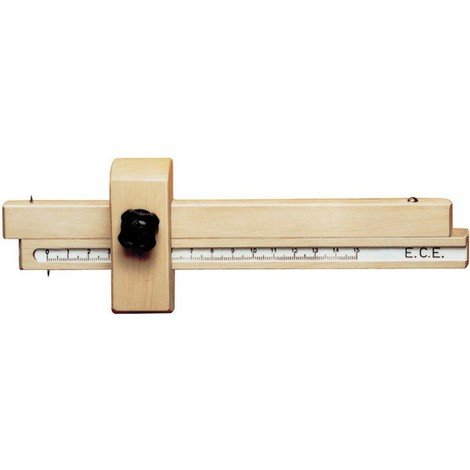 Trusquin à tracer n° 217 S/217 P, Modèle : Sans support en bois de gaïac