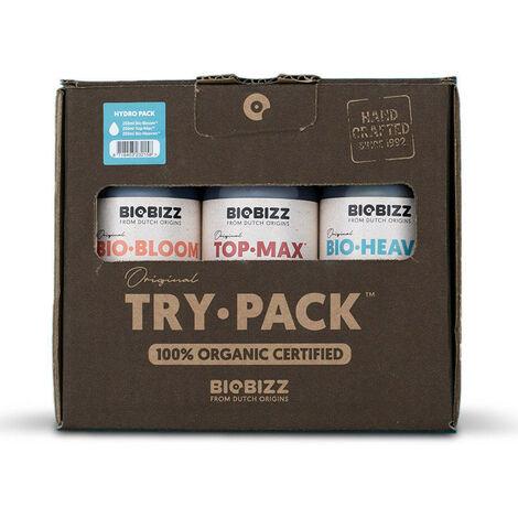 Try Pack Hydro - engrais Biobizz