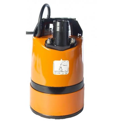 "Tsurumi LSC1.4S 110v Residue Puddle Pump 2"""