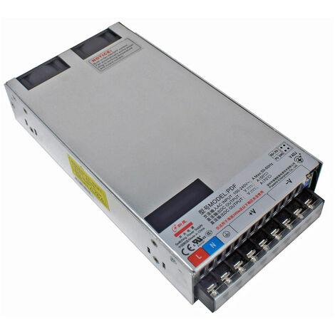 TT Electronics PDF-600-48 Enclosed Power Supply 48V DC 13.6A 652.8W