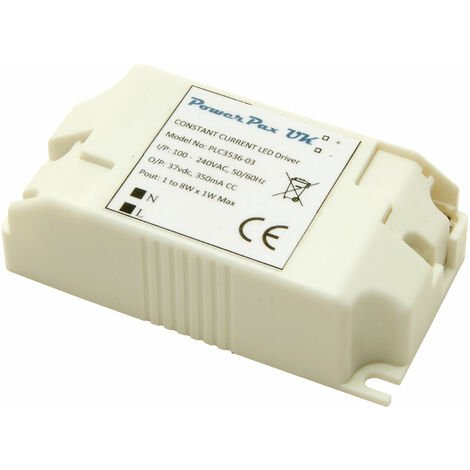 TT Electronics PLC3536-03 AC-DC 8W Constant Current LED Driver 350mA