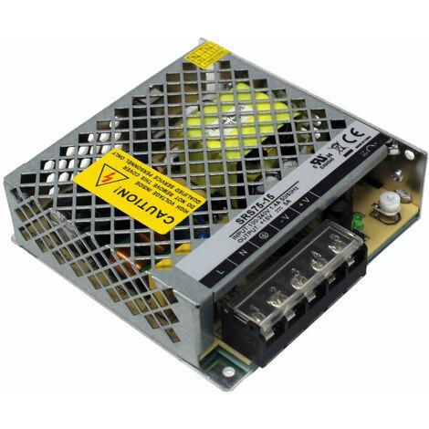 TT Electronics SRS-75-15 Enclosed Power Supply 15V DC 5A 75W
