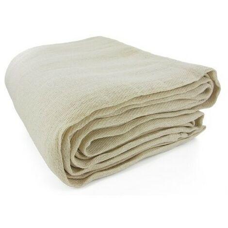 TTD COTTON243 Cotton Twill Staircase Dust Sheet 24' x 3'