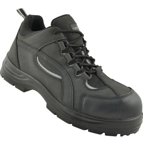TTS Black Safety Trainers