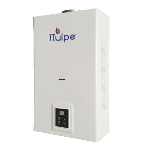 TTulpe Indoor B-10 P30 / 37/50 chauffe-eau a gaz au propane Eco avec allumage par batterie ErP / NOx