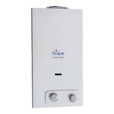 TTulpe® Indoor B-14 P37 Eco chauffe eau gaz propane bas NOx