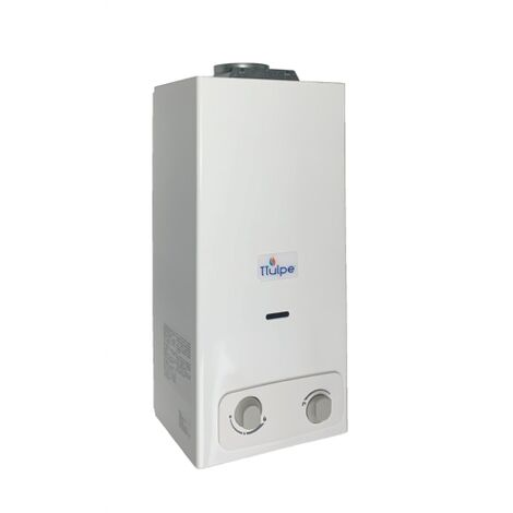 TTulpe® Indoor B-6 P50 Eco propane instantaneous gas water heater, ErP/ Low NOx (50 mbar)