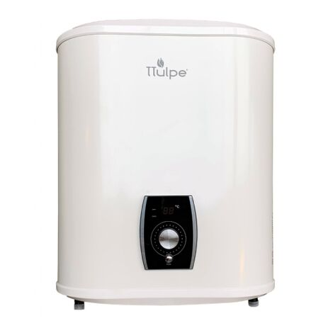 TTulpe Smart Master 30 - flat electric storage water heater with smart control